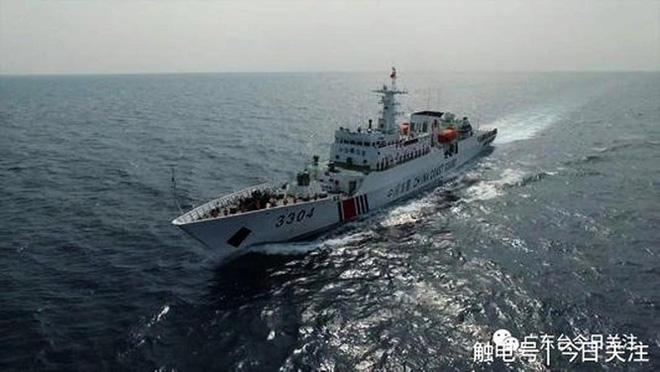 Nóng: Tàu trinh sát Mỹ vào gần Hoàng Sa bị máy bay Trung Quốc diễn tập tấn công - ảnh 4