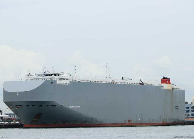 Trung Đông nóng rực: Tàu Anh trúng tên lửa của chiến hạm Iran - Hình ảnh mới nhất và khủng khiếp vụ tên lửa Mỹ tấn công Syria - Ảnh 1.