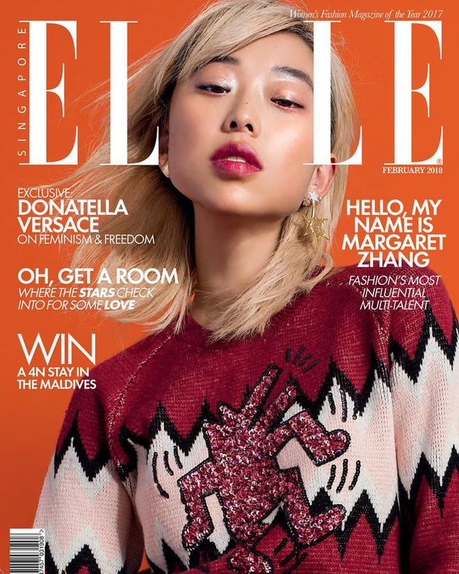 Sắc vóc của người mẫu 27 tuổi vừa trở thành tổng biên tập Vogue trẻ nhất - Ảnh 6.