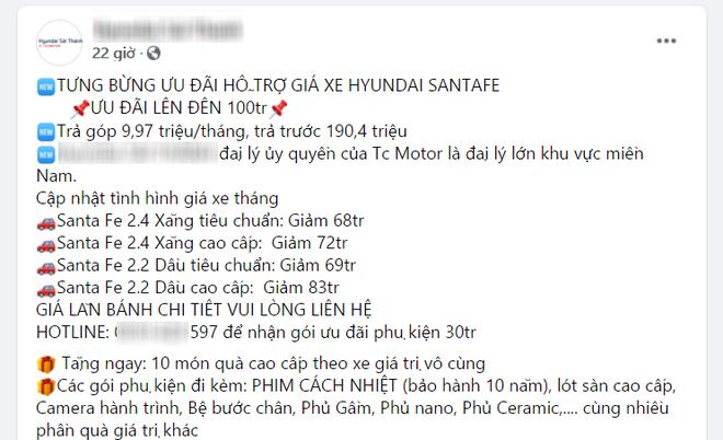 Mẫu SUV ăn khách nhất tại Việt Nam giảm sốc 100 triệu đồng, Toyota Fortuner nên dè chừng - Ảnh 1.