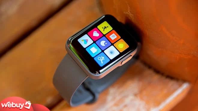 Đồng hồ thông minh tiếp tục giảm sốc 50% - Ảnh 1.