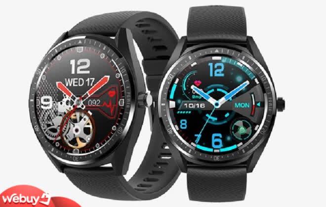 Đồng hồ thông minh tiếp tục giảm sốc 50% - Ảnh 2.
