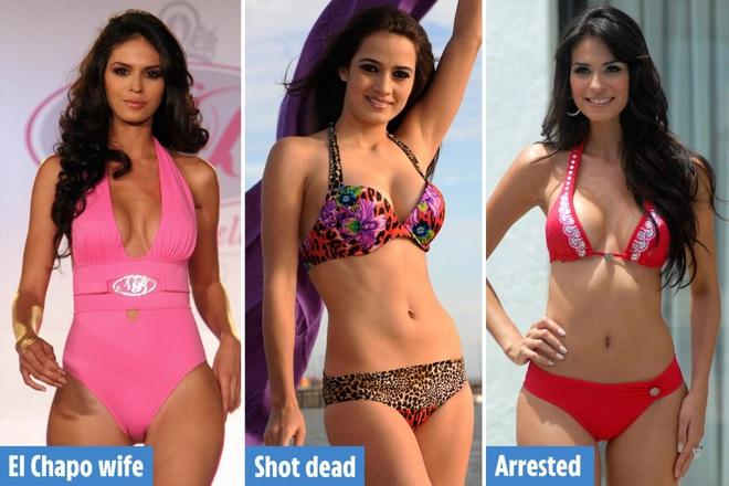 Mexico: Các nữ hoàng sắc đẹpvà kết cục thảm khi đi theo trùm tội phạm khét tiếng - Ảnh 1.
