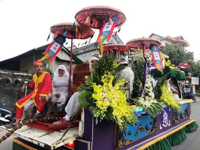 Xúc động tang lễ 'cung nữ đặc biệt' triều Nguyễn - Ảnh 11.