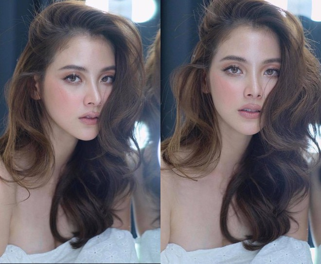 Nữ thần Thái Lan gây sốt xình xịch với bộ ảnh khoe cận cảnh nhan sắc đẹp rụng rời - ảnh 4