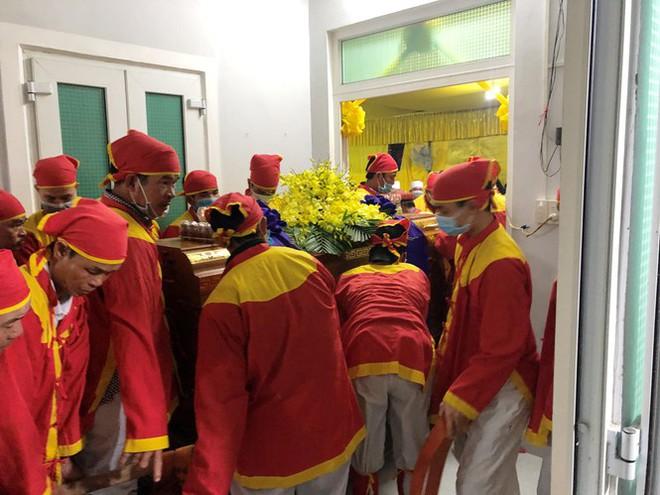 Xúc động tang lễ 'cung nữ đặc biệt' triều Nguyễn - Ảnh 5.