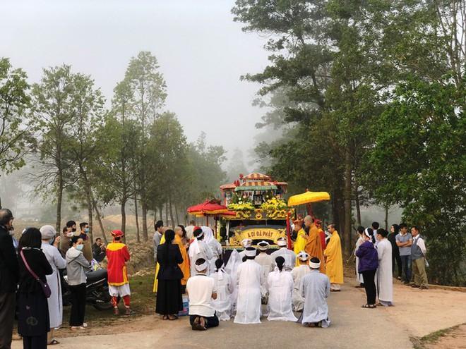 Xúc động tang lễ 'cung nữ đặc biệt' triều Nguyễn - Ảnh 8.