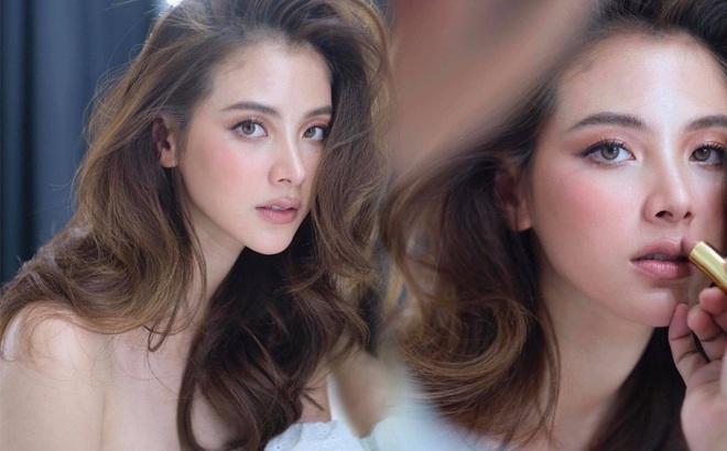 """Nữ thần Thái Lan gây """"sốt xình xịch"""" với bộ ảnh cận cảnh nhan sắc đẹp rụng rời"""