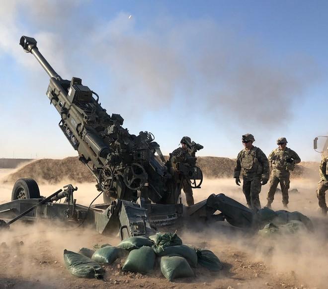 Từng một thời hùng mạnh, pháo binh Mỹ teo tóp khi đứng trước Nga: 20 năm bị bỏ mặc - Ảnh 1.