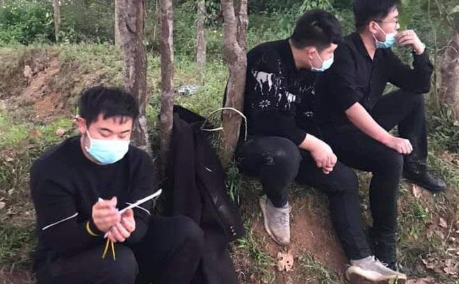 Người chở nhóm người Trung Quốc nhập cảnh trái phép bỏ trốn khỏi nơi cách ly