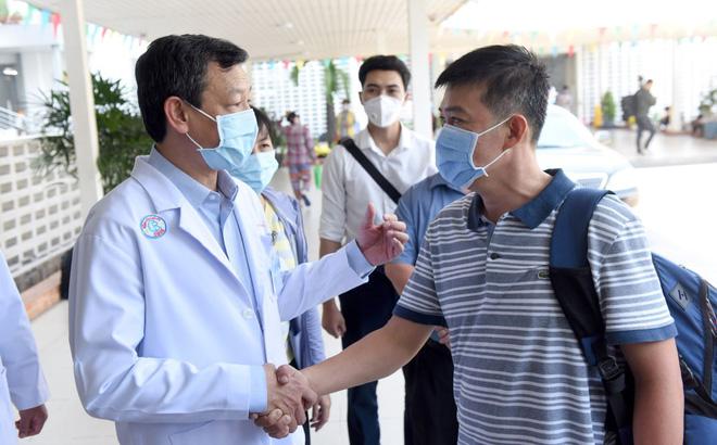 Y, bác sĩ bệnh viện Chợ Rẫy lên Gia Lai chống dịch: 'Không có Tết, khi nào hết dịch thì trở về'