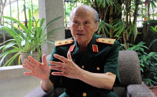 Trung tướng Phạm Hồng Cư từ trần