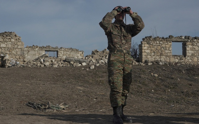 """Lo ngại về động thái mới của Azerbaijan và Armenia: Thỏa thuận ngừng bắn còn """"chưa ráo mực"""" đã bế tắc?"""