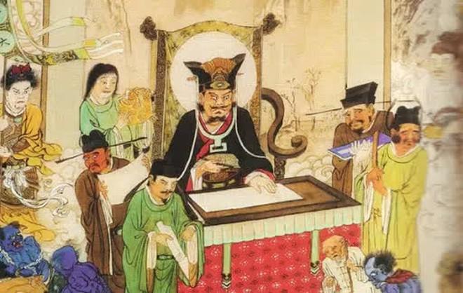 Sai người nhà bổ tượng thần hộ pháp ra để lấy gỗ, một thời gian sau, người đàn ông đối diện với cảnh tượng khiếp đảm, hối không kịp - Ảnh 2.