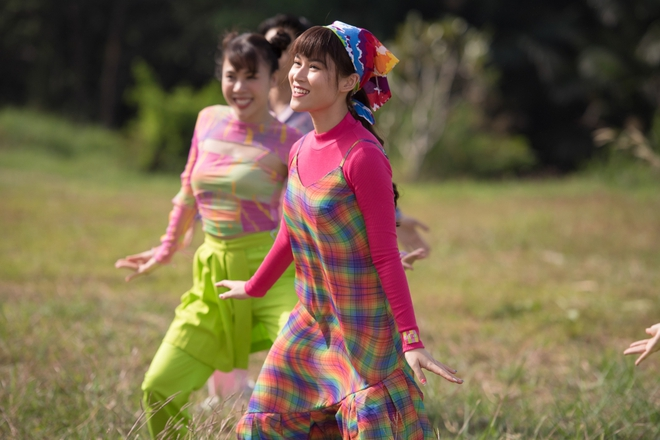 Ngọc Thanh Tâm tự tin khoe giọng hát - Ảnh 5.