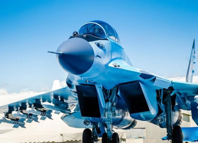 Tiêm kích MiG-35 tối tân của Nga thoát chết trong gang tấc? - Ảnh 2.