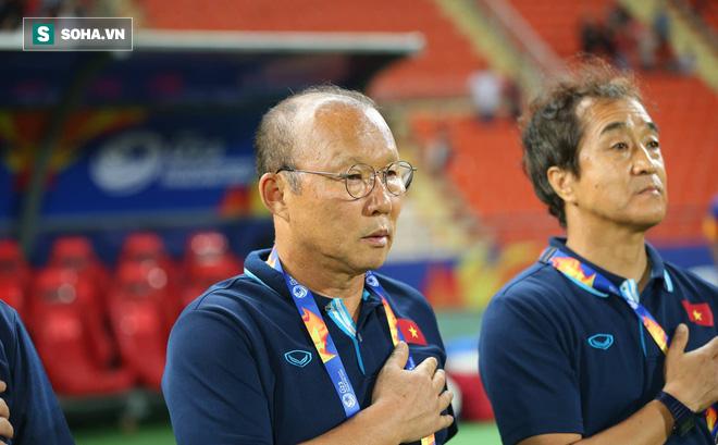 Rộ tin đồn có nhiều lời mời từ Hàn Quốc, thầy Park từng nói: