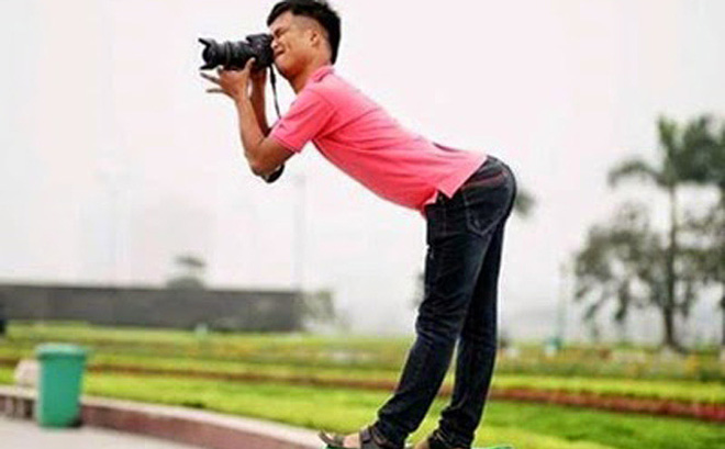 """Khi các nhiếp ảnh gia """"tấu hài"""" khiến chúng ta phải ngã ngửa"""