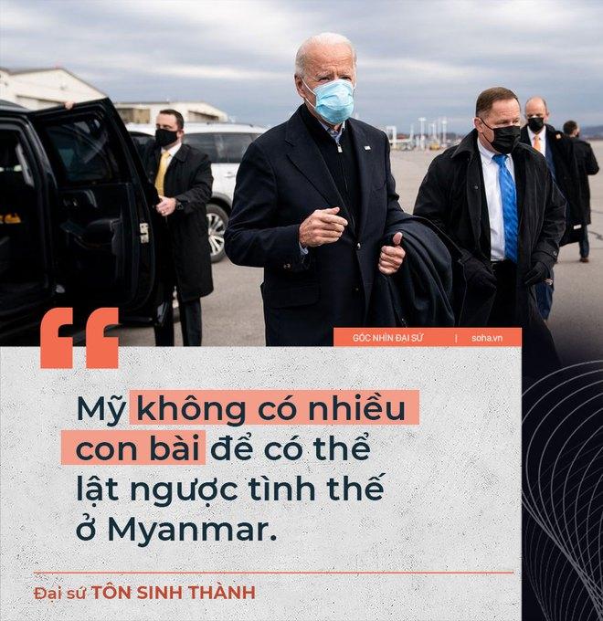 Cuộc chiến ngầm sau chính biến Myanmar: Trung Quốc có thừa lúc nước đục thả câu? - Ảnh 1.