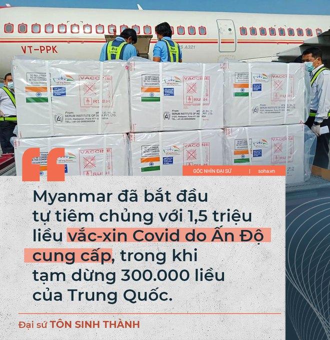 Cuộc chiến ngầm sau chính biến Myanmar: Trung Quốc có thừa lúc nước đục thả câu? - Ảnh 3.