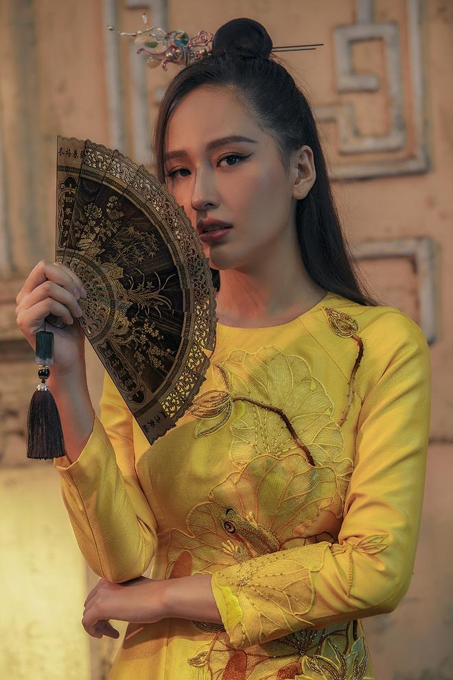 Nhan sắc tuổi 33 của hoa hậu Mai Phương Thúy - Ảnh 1.