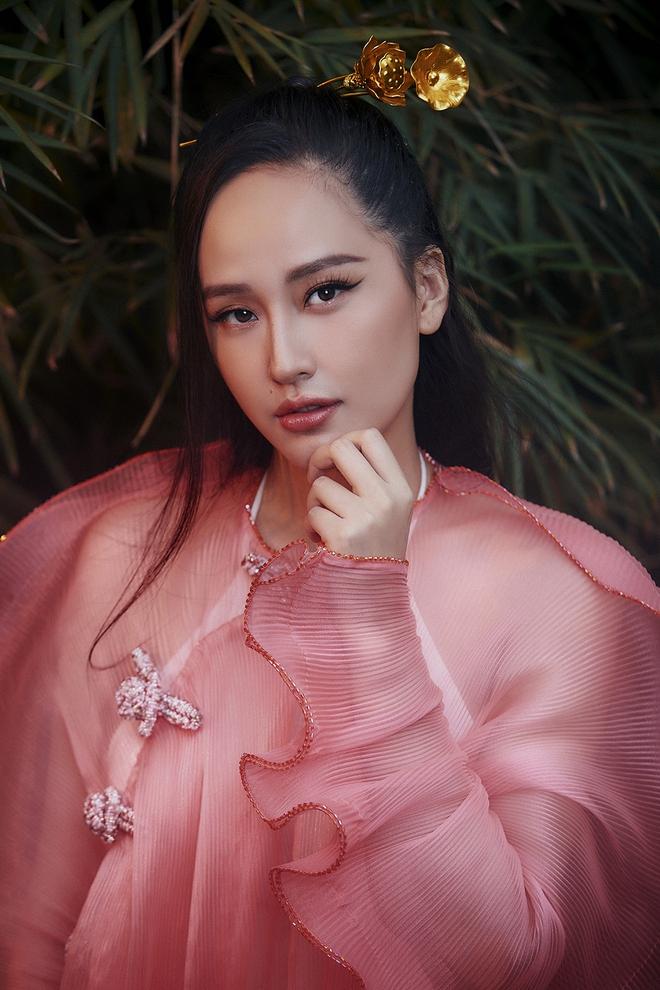 Nhan sắc tuổi 33 của hoa hậu Mai Phương Thúy - Ảnh 10.