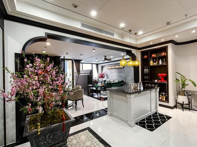 Sát Tết, Quỳnh búp bê Phương Oanh khoe căn nhà sang chảnh mới mua - Ảnh 2.