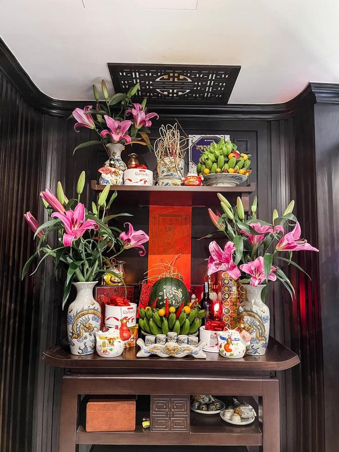 Sát Tết, Quỳnh búp bê Phương Oanh khoe căn nhà sang chảnh mới mua - Ảnh 8.