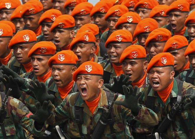 Một quốc gia Đông Nam Á bất ngờ được xếp hạng trên cả Israel về sức mạnh quân sự  - Ảnh 1.