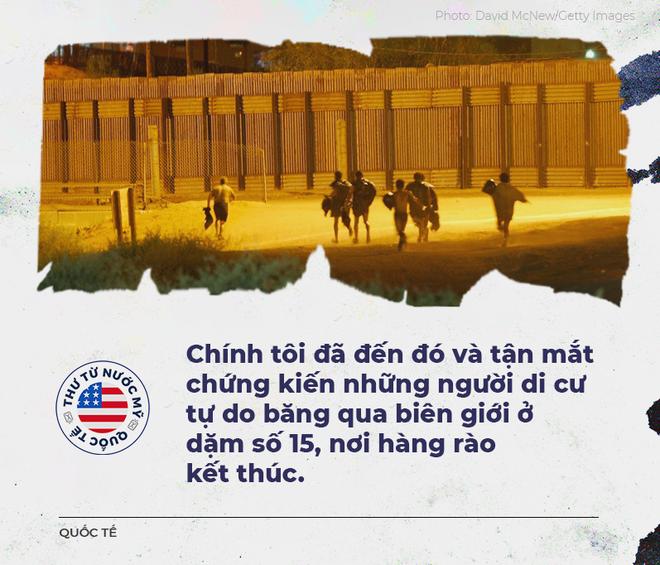 Thư từ nước Mỹ: Giấc mơ Mỹ, chiếc xúc xích gớm ghiếc và một chính sách đáng hổ thẹn - Ảnh 3.