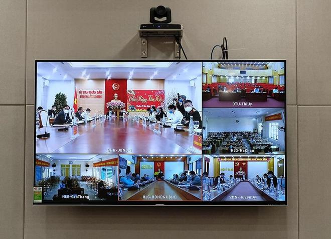 Bộ trưởng Nguyễn Thanh Long: Quảng Ninh rất chắc tay, có nhiều cách làm sáng tạo, nhân dân có thể yên tâm đón Tết - Ảnh 1.