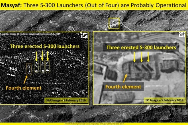 Israel nhận tin sét đánh, lật ngược thế cờ ngoạn mục: Tên lửa S-300 Syria đã xong! - Ảnh 4.