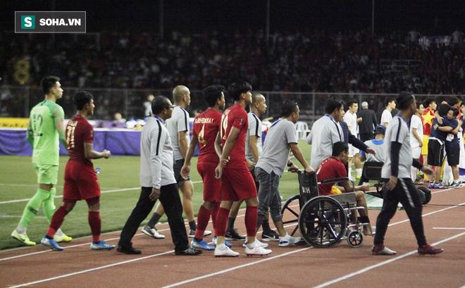 Ngôi sao từng sớm rời sân vì Văn Hậu sẵn sàng đối đầu U22 Việt Nam ở SEA Games