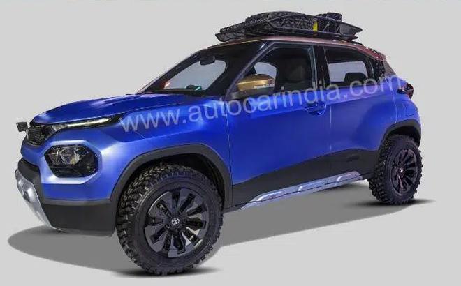 Lộ diện chiếc SUV siêu nhỏ, trang bị nhiều tiện nghi hiện đại, giá chỉ 140 triệu đồng