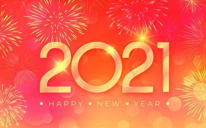Chúc mừng năm mới, xuân Tân Sửu 2021