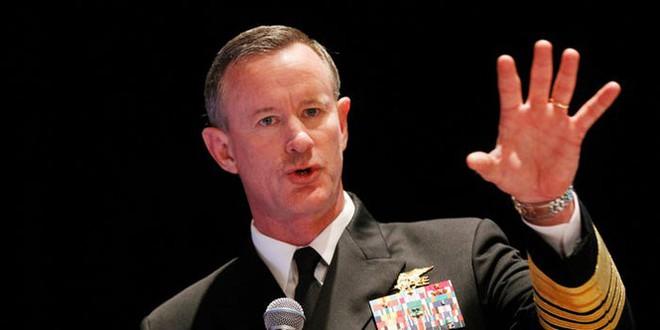Cựu đô đốc William McRaven: Nga là mối đe dọa lớn nhất đối với Mỹ - Ảnh 1.