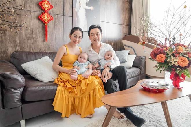 Sao Việt trang hoàng nhà cửa đón Xuân Tân Sửu - Ảnh 3.