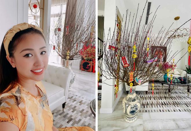 Sao Việt trang hoàng nhà cửa đón Xuân Tân Sửu - Ảnh 6.