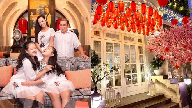 Sao Việt trang hoàng nhà cửa đón Xuân Tân Sửu - Ảnh 8.