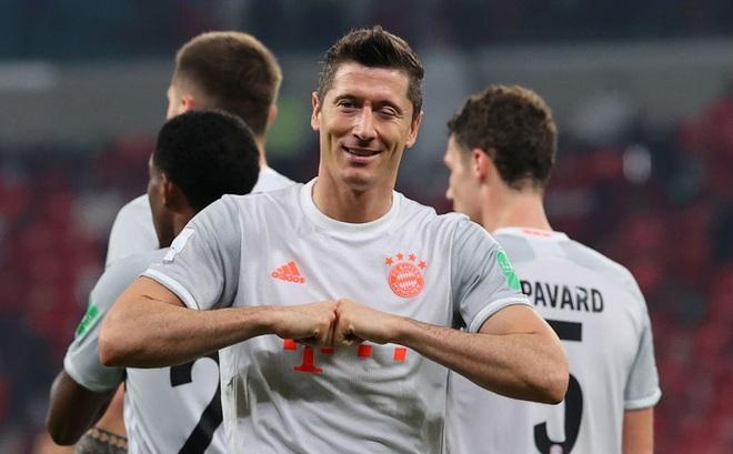 Cầu thủ hay nhất thế giới lập cú đúp đưa Bayern Munich vào chung kết FIFA Club World Cup