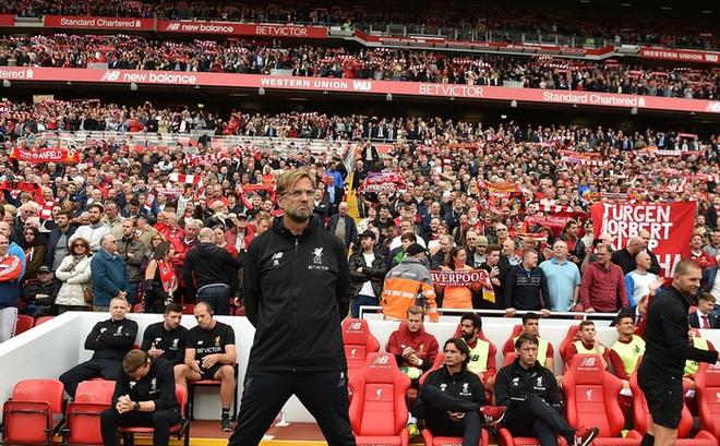 Mất đi cội nguồn sức mạnh, Liverpool đang sụp đổ