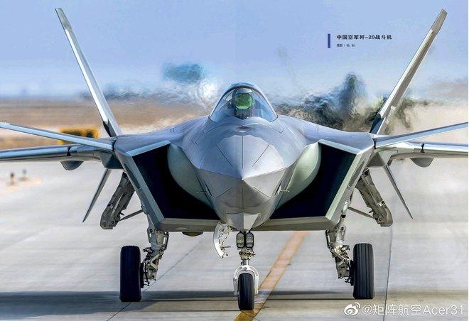 Trung Quốc lộ rõ tham vọng, Mỹ sẽ không chịu thua: Siêu tiêm kích được lệnh cất cánh - Ảnh 3.