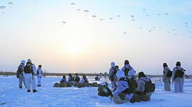 Nga xúc tiến thành lập các tiểu đoàn kiểu mới thuộc lực lượng đổ bộ đường không - Ảnh 1.