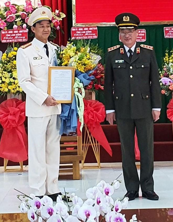Lâm Đồng có giám đốc Công an tỉnh mới - Ảnh 1.