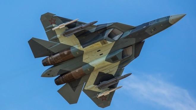 Tiêm kích tàng hình Su-57 Nga: Một bước lên tiên với Ấn Độ nếu làm được điều này - Ảnh 2.