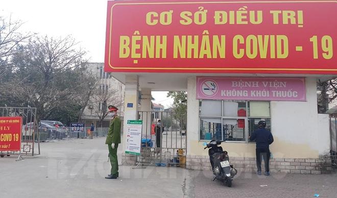 NÓNG: Cách ly khẩn cấp toàn bộ xã Kim Đính ở Hải Dương;  1 ca COVID-19 chưa rõ nguồn lây, Hải Dương xét nghiệm hơn 7.000 người dân 1 phường - Ảnh 1.