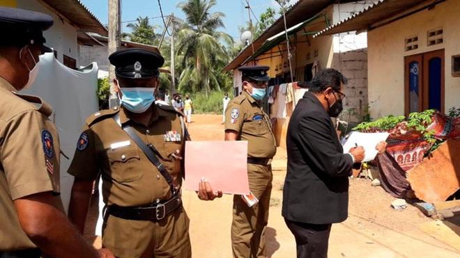 Bé gái 9 tuổi bị đánh chết trong lễ trừ tà ở Sri Lanka - ảnh 1