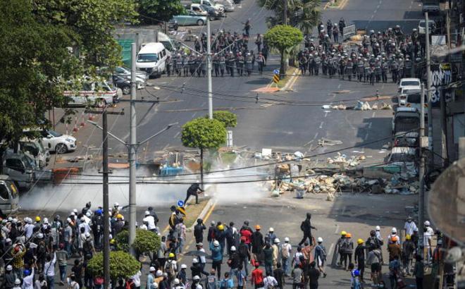 Myanmar: Thành phố đầy tiếng súng, hé lộ điều người biểu tình nói trước khi thiệt mạng