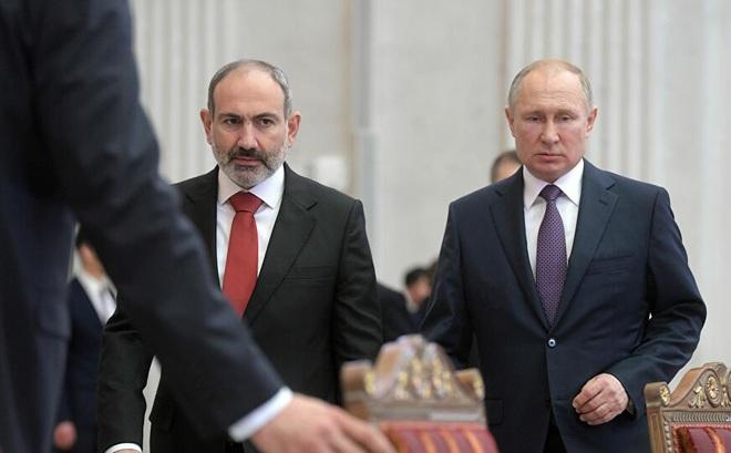 Daily Beast: Ông Putin đạo diễn âm mưu lật đổ ở Armenia vì Thủ tướng sỉ nhục tên lửa Iskander Nga