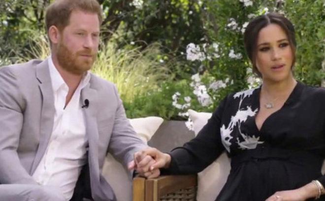 Hoàng tử Harry gây sốc khi lần đầu đích thân nói về lý do rời bỏ Hoàng gia Anh có liên quan đến Meghan Markle trong buổi phỏng vấn '1 lần kể hết'